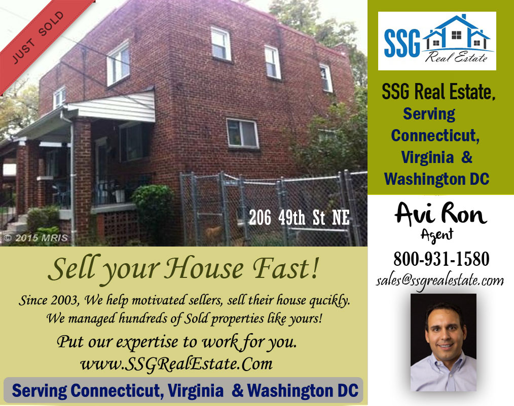 Just Sold a Property Located in 206 49th St NE